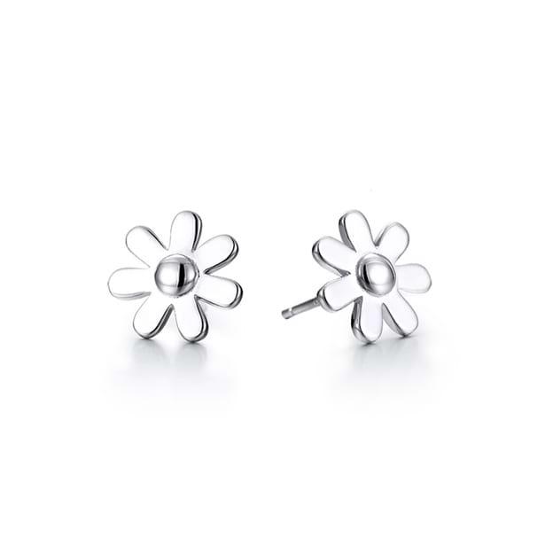 Women's Sweet 925 Sterling Silver Earrings For Her