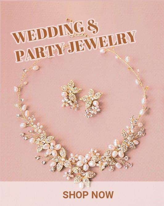 wedding party jelwery