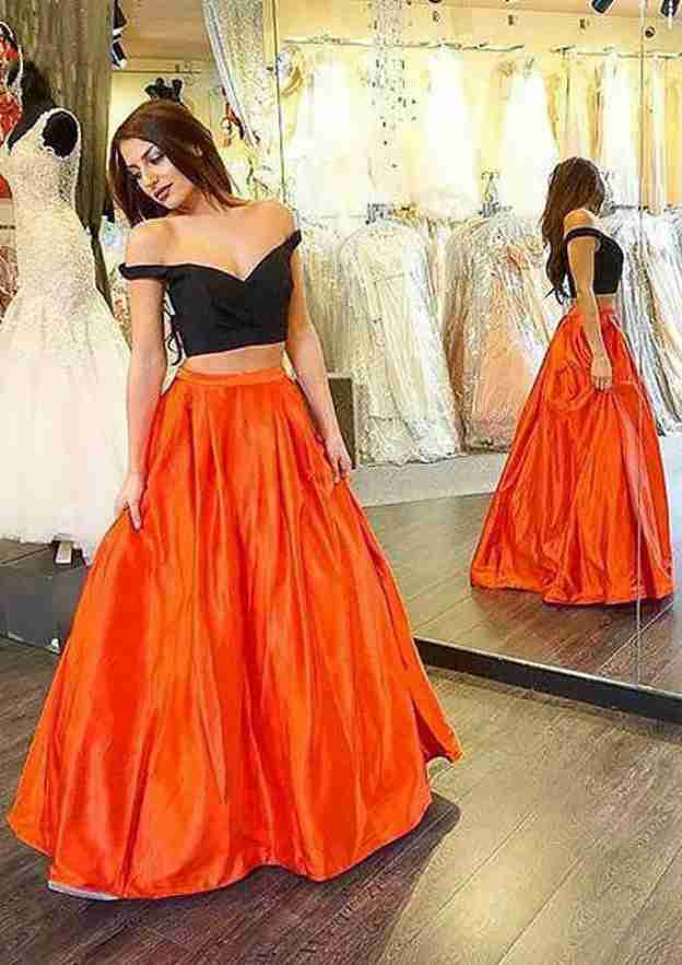 Ball Gown Sweetheart Sleeveless Long/Floor-Length Taffeta Prom Dress
