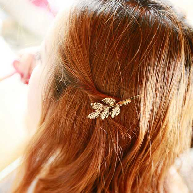 Alloy Ladies Hairpins