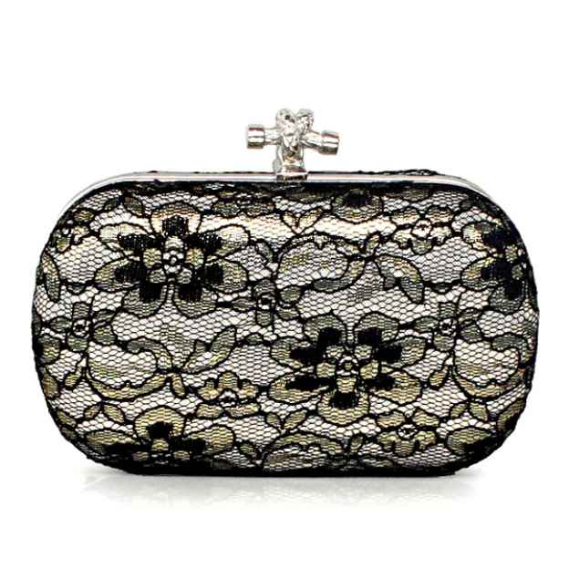 Lace Chain Clutches Handbags