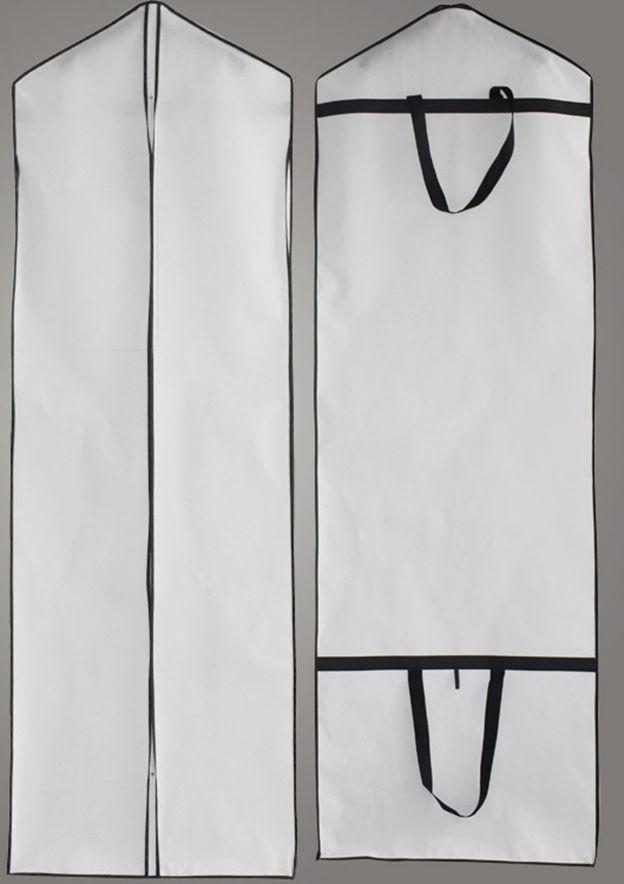 Simple Dress Length Garment Bags